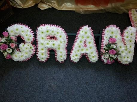 GRAN letter tribute