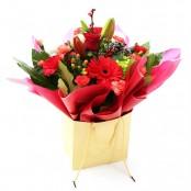 Festive Cheer Bouquet